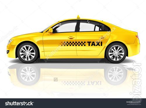 Такси в аэропорту Актау