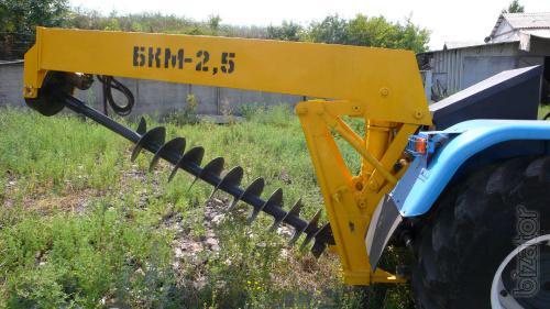 Ямобур БКМ-420х2.5