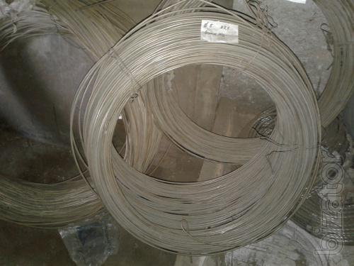 Проволока БрАЖМц 10-3-1 бронза ф 5 мм