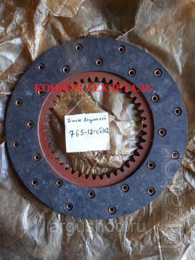 Диск сцепления ведомый для БМП 765-12СБ102