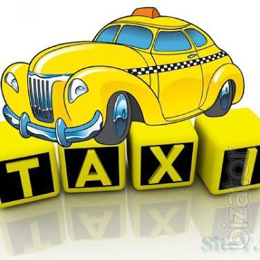Такси города Актау, по Мангистауской области.