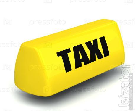 Такси в Актау на жд вокзал