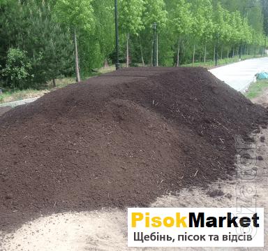 Торфокрихта Луцьк замовити недорого в PisokMarket