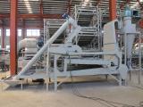 Оборудование для шелушения и сепарации тыквенной и арбузной семечки, 400кг/ч