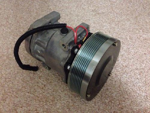 Задняя крышка компрессора SD 7H15/709/7H13 Rotalock горизонтальная