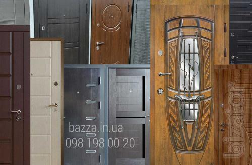 Входные Двери со Склада от производителя – 30%  Доставка по Украине