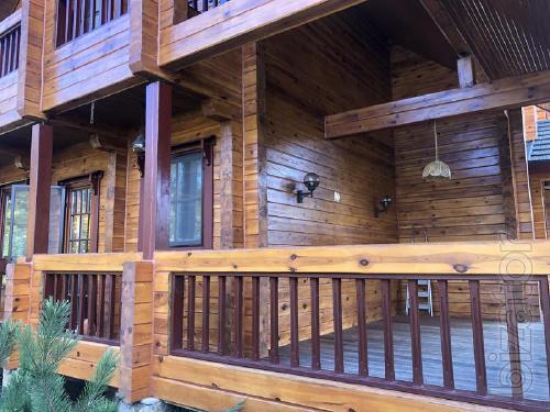 Шлифовка, покраска, конопатка, герметизация деревянных домов