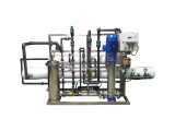 Система обратного осмоса 3 м3/час Litech Aqua QRO 3 Desolt