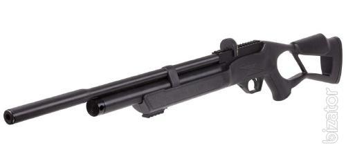 Пневматическая винтовка РСР  Hatsan Flash Set + комплект (прицел 3-9х32, насос, чехол, пульки, 2 магазина)