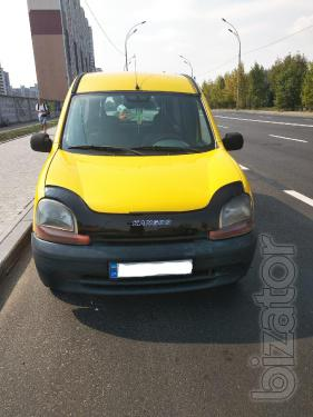 Аренда авто с выкупом Рено Кенгу без залога Киев