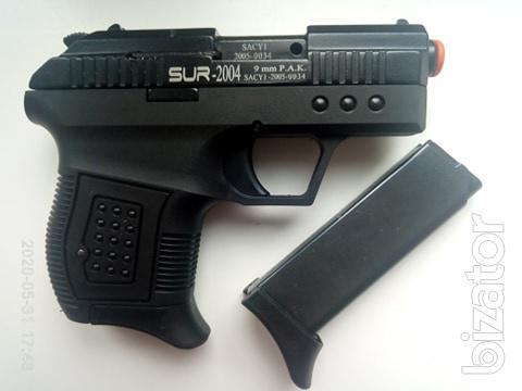 Стартовый пистолет SUR 2004 + второй магазин