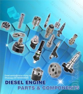 Diesel Injector Control Valve Set F00GX17004 Fuel Injector Piezo Valve
