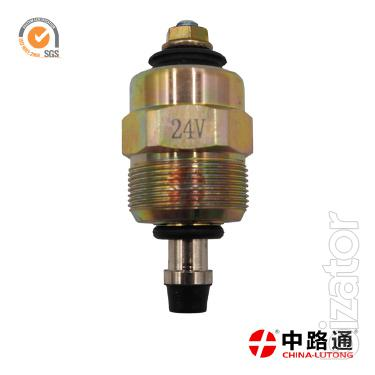 engine solenoid shut off 24V injection pump cut off solenoid