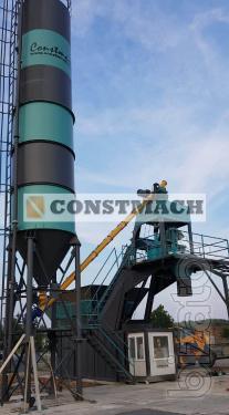 Constmach 50 Tonnes Cement Silo