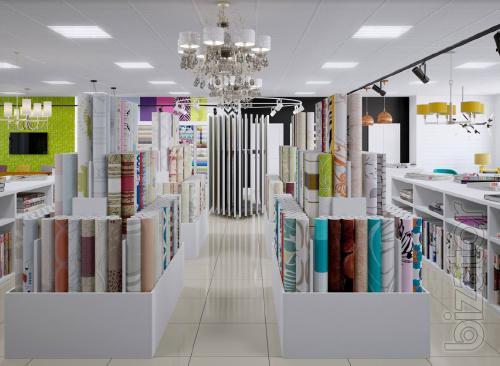 14 500 видов обоев мировых брендов в Киеве