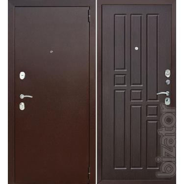 Металлические двери Гарда. Двери из стали.