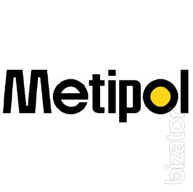 Окрашенная сталь в рулонах - Metipol
