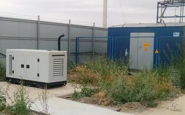 Поставка, монтаж, демонтаж, техническое обслуживание  генераторных установок