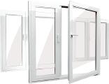 Пластиковые окна (ПВХ) любых форм и размеров в Мытищах