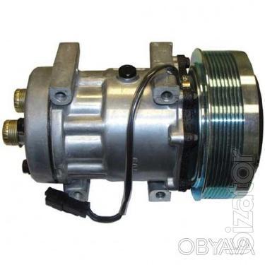Муфта в сборе компрессора SD7H15 4840 152 мм. 8 PV 12V.