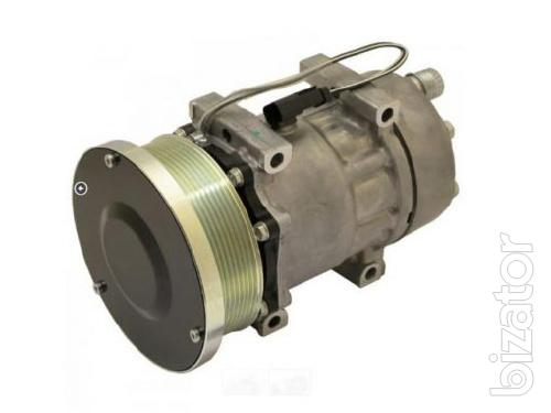 Компрессор 7H15 133 мм. 8PV на технику Claas, Case 4498, 178-9570