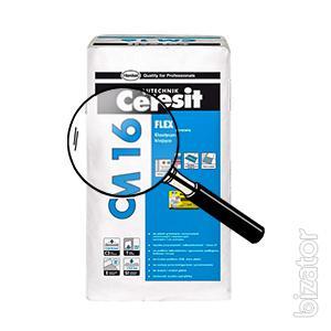 Клей для плитки Ceresit СМ 16