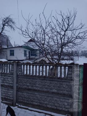Уютный дом с газом в Пологах