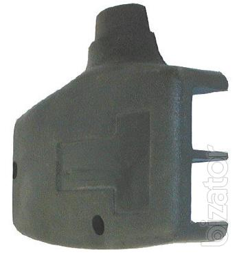 Рукоятка рычага управления джойстика ГСТ комбайна Дон 1500Б пластмассовая (ДОН-1500)