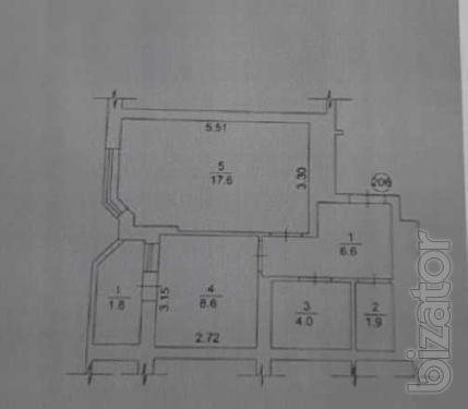Продам 1 комнатную квартиру в ЖК Лесной квартал