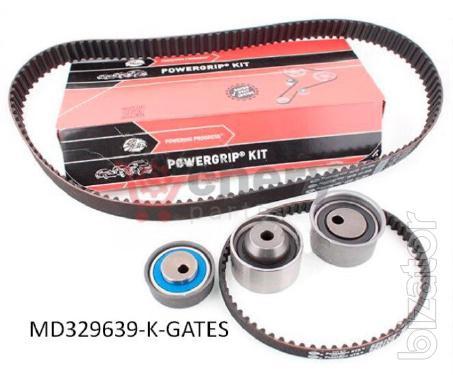 комплект грм gates md329639-k-gates - чери тиго