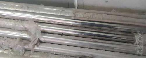 Труба нержавеющая зеркальная 51х2, 0 AISI 201