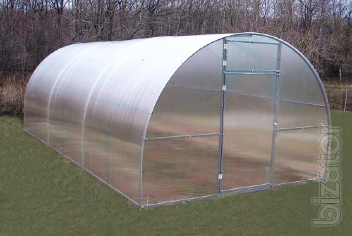 Теплица Airon 3x4 из поликарбоната 4 мм