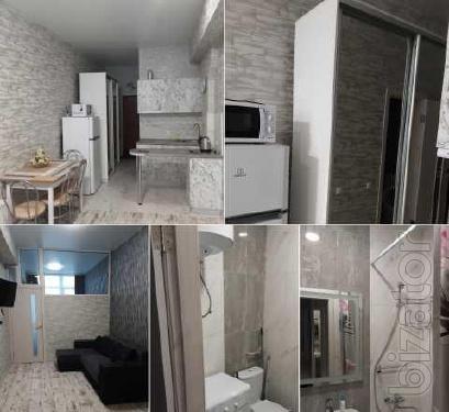 Сдам однокомнатную квартиру возле французского бульвара.