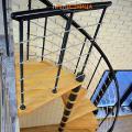 Модульная винтовая лестница Dolle