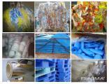 Сдать отходы пластмасс : ПС, АБС, ПП, ПНД, ПВХ, ПА