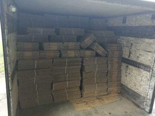 Макулатура от 5 грн.\кг (закупка коробок из картона)