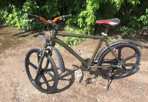 Велосипедне Колесо з безкамерної покришкою 26 X 1, 5