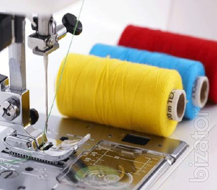 Швейная фабрика с 17-летним опытом