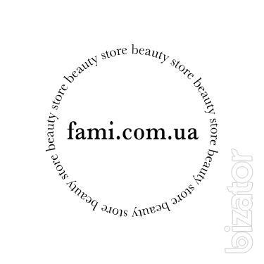 Интернет-магазин косметики FAMI.com.ua
