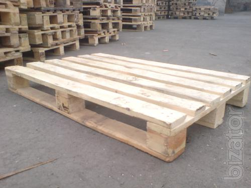 We buy pallets, pallets