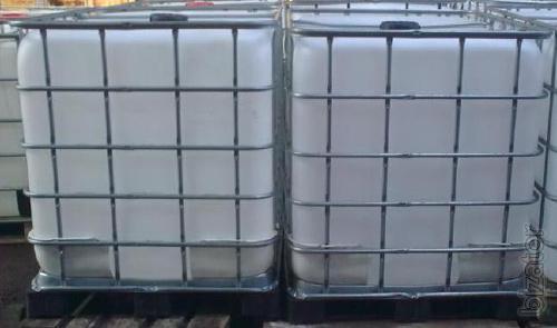 Capacity 1000 litres, plastic Barrels 216 lit.