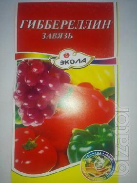 Форхлорфенурон  Кинетин   Гиббереллин