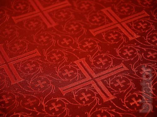 Церковная парча и шелк