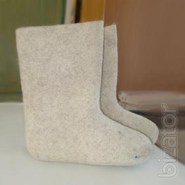 Closeout shoes boots from Belarus galoshes, overshoes