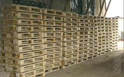 buy used pallets of all kinds in any quantity.