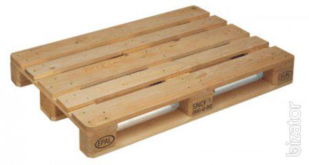 purchased wooden pallets (pallets) 1200x800 eur