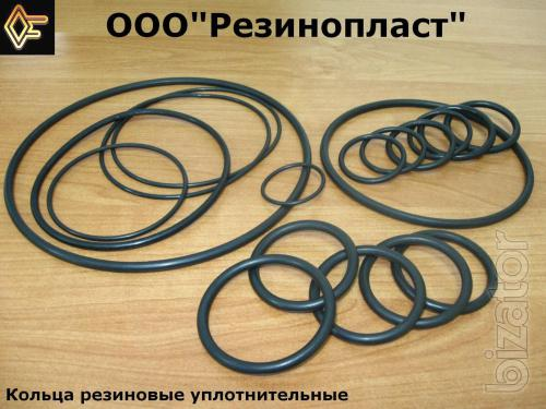 The sealing rubber ring of circular cross-section GOST 9833-73 / 18829-73, Hydraulics and Pneumatics