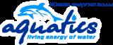 Logo Aquatiks (Living energy of water)