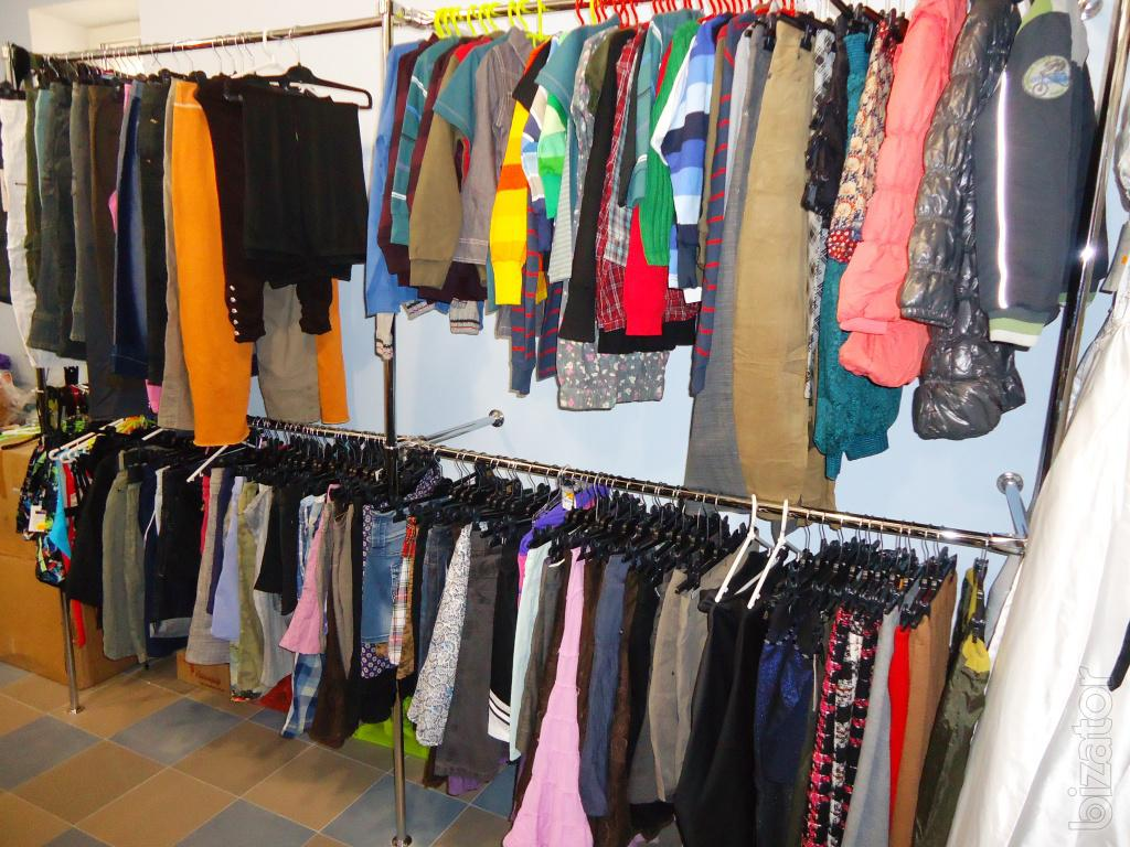 Retailing and wonderful expensive clothes