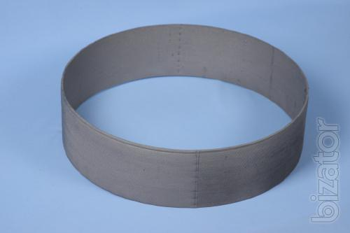 Products from carbon-carbon composite material (CCC) for vacuum furnaces